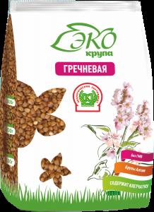 """Гречневая крупа """"ЭКО"""" 800 гр"""