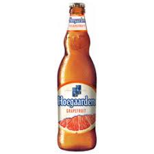 """Пивной напиток """"Hoegaarden"""" Хугарден грейпфрут белое нефильтрованное  (с/б 0,5л)"""