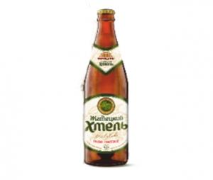 """Пиво """"Жатецкий хмель"""" светлое с/б (Бочкари) 4,2% 0,5 л."""