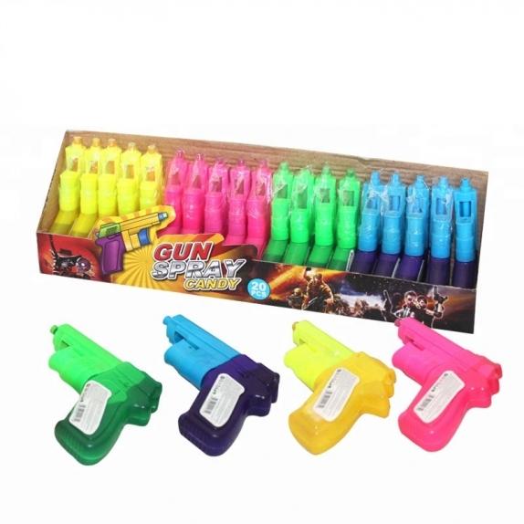 """Жидкая конфета """"Gun spray"""" пистолет 16мл."""