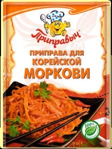 """Приправыч """"Для корейской моркови"""" 15 г"""