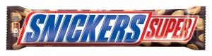 """Шоколадный батончик """"Сникерс"""" Super 95 г"""