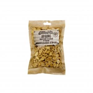 """Арахис жареный соленый со вкусом """"Малосольный огурчик"""" (Голдэн микс) 150 гр."""