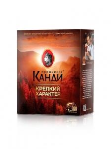 "Чай ""Канди"" черный крепкий характер 100*2 гр."