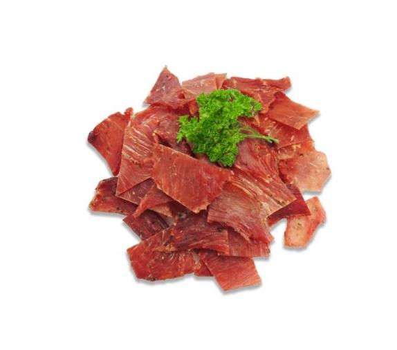Чипсы из мяса свинины с/в 1 кг. вес