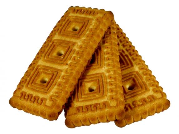 Печенье сахарное сливочное 1 кг