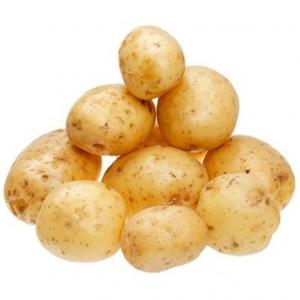 Картофель белый свежий урожай (Алтай) вес. 1 кг.