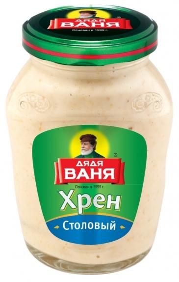 "Хрен столовый ""Дядя Ваня"" ст/б 140 гр."