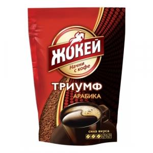 """Кофе """"Жокей""""Триумф 280 гр.м/у"""