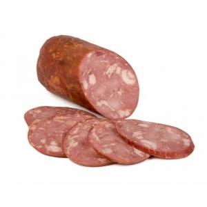 """Колбаса в/к """"Три мяса"""" вес. 1 кг."""