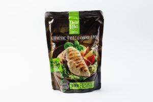 Куриное филе с овощами 300 гр. 100% натуральный продукт