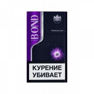"""Табачный набор сигареты """"Bond"""" с кнопкой"""