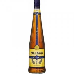 """Спиртной напиток """"Метакса"""" 38%  0,5 л."""