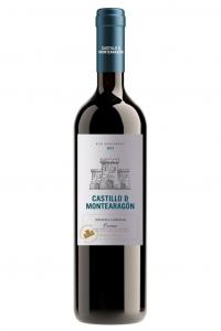 """Вино """"Кастильо де Монтеарагон Темпранильо""""  кр. п/сл 0,75л. 12%"""