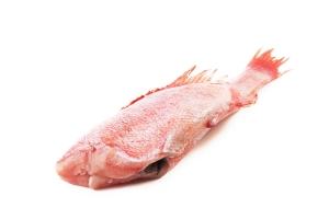 Окунь морской б/г свежемороженый вес