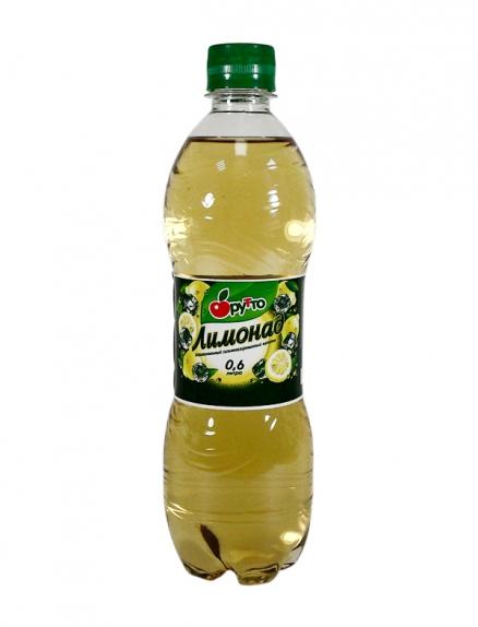"""Безалкогольный напиток """"Фрутто"""" (ПЭТ 0,6 л)"""