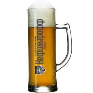 """Пиво """"Нефильтрофф"""" светлое нефильтрованное 5%"""