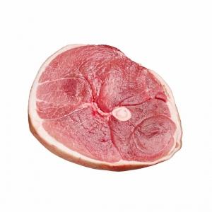 Окорок свинины (на кости)1 кг.