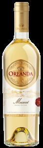 """Вино столовое п/сл белое """"Мускат"""" (Oreanda) 10,5-12,5% 0,75 л."""