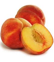 Персики вес.