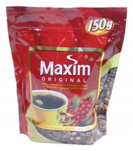Кофе Maxim в мягкой упаковке, 150г