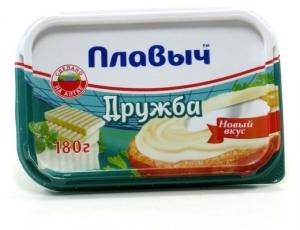 """Сыр плавленный """"Плавыч"""" Дружба  180 г"""
