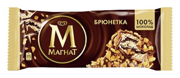 """Мороженое Инмарко """"Магнат"""" Брюнетка 80 г"""