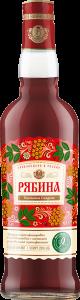 """Винный напиток полусладкий """"Рябина застольная"""" 0,5 л. 12-14% Ишимский ВВЗ"""