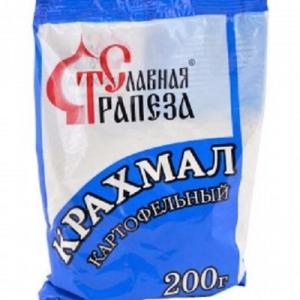 """Крахмал """"Трапеза"""" 200 гр."""