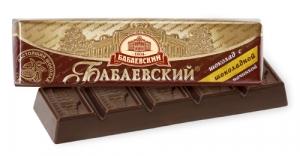 """Батончик """"Бабаевский"""" с шоколадной начинкой 50 г"""