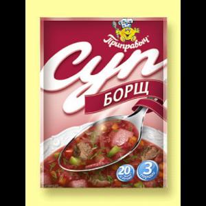 """Суп Борщ """"Приправыч"""" 60 гр"""