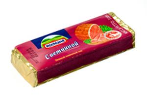 "Сыр плавленый ""Хохланд""  ветчина 100 гр."