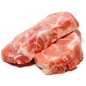 Шея свиная (сочная) вес.