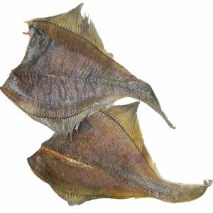 Камбала вяленая