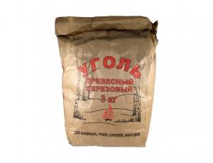 Древесный уголь берёзовый 3 кг