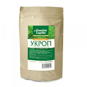 "Укроп ""Алтайская кладовая"" б/з 100гр."