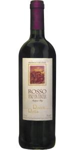 """Вино столовое """"Rocca Rotta"""" полусладкое красное (Рокка Ротта) 0.75 л."""