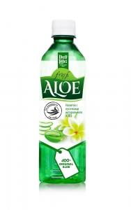 """Напиток """"Алоэ"""" с добавлением мякоти негаз. б/а 1 л."""