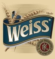 Пиво Крюгер Вайс светлое нефильтрованное 4,8% Томск