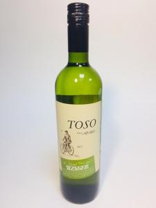 """Вино защищенного географического указания """"Тосо Дон Апаро Уайт Блэнд"""" белое сухое 12,3% 0,75 л. (Аргентина)"""