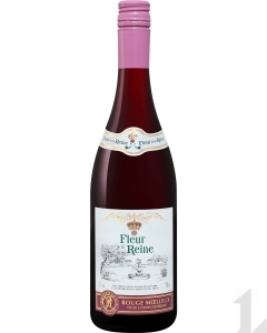 "Вино ""Флер де ля Рэн"" красное п/сл. 9-15% 0,75 л."