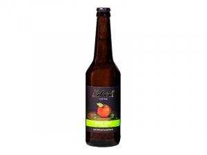 """Напиток слабоалкогольный натурального брожения сидр """"Келвиш""""  4,7% 0,45 л."""