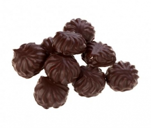 Зефир в шоколадной глазури вес